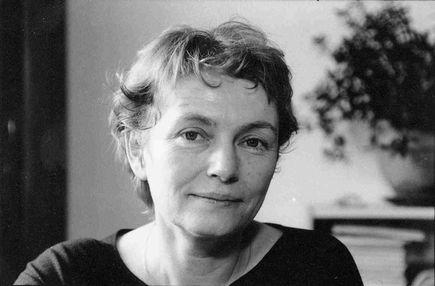 Bärbel Bohley  1945-2010. Die Unterzeichner wollen ihr Vermächtnis erfüllen.