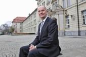 """""""Kein Grund, die Pferde zu wechseln"""": Dietmar Woidke, Ministerpräsident von Brandenburg (SPD) strebt die Neuauflage des rot-roten Bündnisses an"""