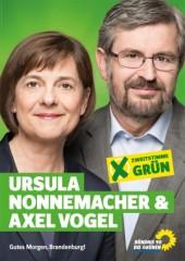 Spitzenduo - Ursula Nonnemacher und Axel Vogel