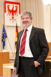 Ralf Holzschuher (SPD), Bild-Quelle: Ministerium des Innern Brandenburg (MI)