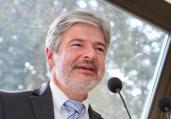 Innenminister Ralf Holzschuher. Quelle: Julian Stähle