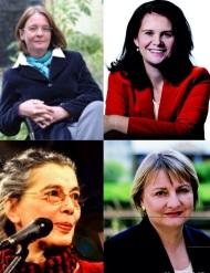 Grit Poppe, Dr. Saskia Ludwig, Bettina Wegner, Vera Lengsfeld