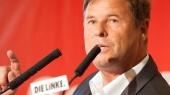 Christian Görke. Finanzminister Christian Görke (Linke). Foto: Oliver Mehlis/Archiv (Quelle: dpa)