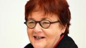 Margitta Mächtig. Fraktionschefin der Linkspartei Margitta Mächtig. Foto: Ralf Hirschberger/Archiv (Quelle: dpa
