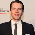 Brandenburgs JU-Vorsitzender Philipp Schwab