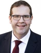 Gordon Hoffmann (CDU), Sprecher für Bildungspolitik   Quelle: www.cdu-fraktion-brandenburg.de